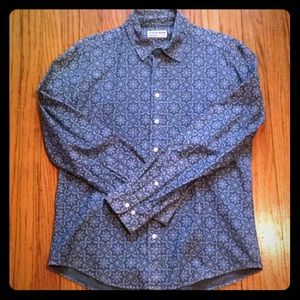 American Apparel button down shirt, men's sz L